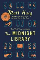 The Midnight Library Jacket Cover