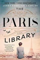 The Paris Library Jacket Cover